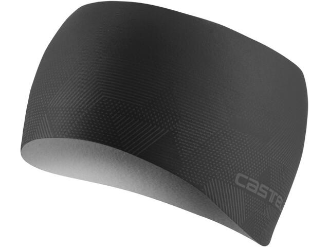 Castelli Pro Thermal Bandeau, light black